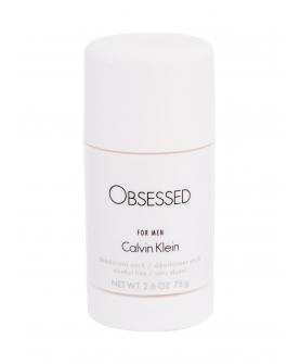 Calvin Klein Obsessed For Men Dezodorant W Sztyfcie 75 ml