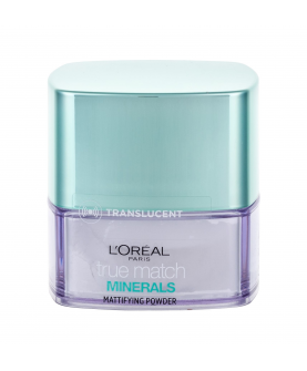 L´Oréal Paris True Match Minerals Translucent Puder 10 ml