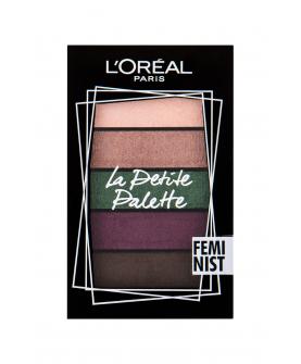 L´Oréal Paris La Petite Palette Cienie Do Powiek 4 g