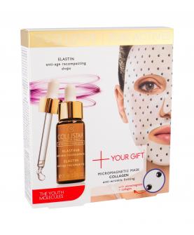 Collistar Pure Actives Zestaw Elastin Serum + Collagen Mask 30 ml