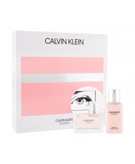 Calvin Klein Calvin Klein Women Woda Perfumowana 50 ml + Mleczko Do Ciała 100 ml Zestaw