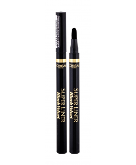 L´Oréal Paris Eyeliner Super Liner Black Velvet 1 ml