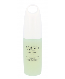 Shiseido Waso Quick Matte Moisturizer Żel Do Twarzy 75 ml