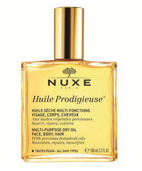 Nuxe Huile Prodigieuse Multi Purpose Dry Oil Face Body Hair Olejek do Ciała 100 ml