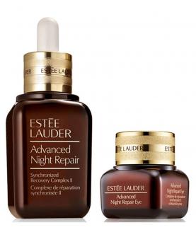 Estee Lauder Advanced Night Repair Synchronized Recovery Complex II Serum do Twarzy 50 ml + Krem pod Oczy 15 ml Zestaw