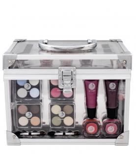 Makeup Trading Transparent Zestaw Kosmetyków Do Makijażu 76,6 g