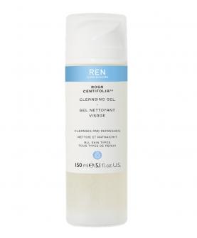 Ren Clean Skincare Rosa Centifolia Żel Oczyszczający do Twarzy 150 ml