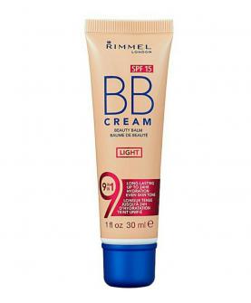 Rimmel London BB Cream 9in1Krem BB SPF15 Odcień Light 30 ml