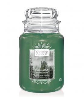 Yankee Candle Evergreen Mist Świeczka Zapachowa 623 g