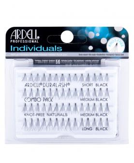 Ardell Individuals Duralash Knot-Free Naturals Sztuczne Rzęsy 56 szt