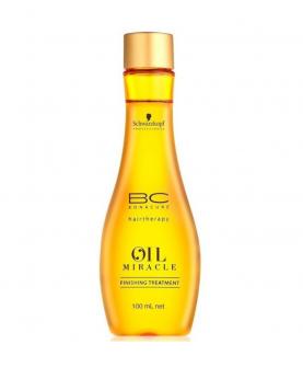 Schwarzkopf BC Bonacure Oil Miracle Finishing Treatment Olejek do Włosów 100 ml