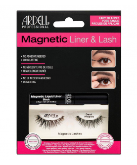 Ardell Magnetic Liner & Lash Demi Wispies 1para Zestaw