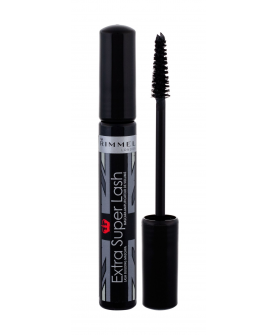 Rimmel London Extra Super Lash Odcień 101 Black Tusz do rzęs 8 ml