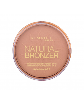 Rimmel London Natural Bronzer Odcień 021 Sun 14 ml
