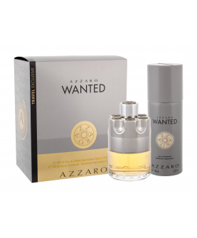 Azzaro Wanted Woda Toaletowa 100 ml + Dezodorant 150 ml