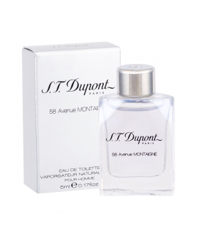 S.T. Dupont 58 Avenue Montaigne Pour Homme 5 ml Woda Toaletowa
