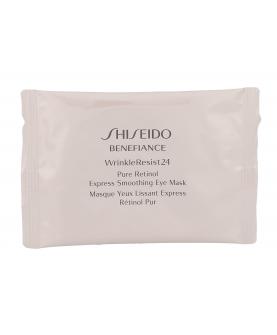 Shiseido Benefiance Wrinkle Resist 24 Maseczka Pod Oczy 12 szt.