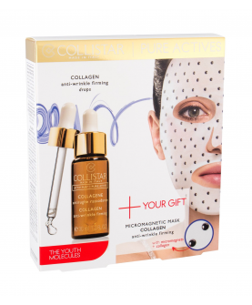 Collistar Pure Actives Collagene Serum 30 ml + Maska Micromagnetic Mask