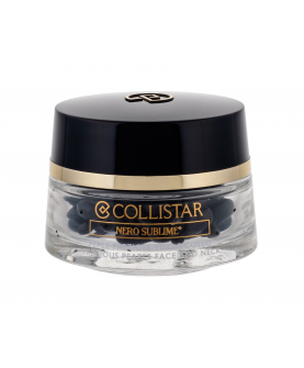 Collistar Nero Sublime Precious Pearls Face And Neck 60 szt