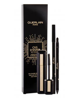 Guerlain Maxi Lash So Volume Tusz Do Rzęs 8,5 ml + Kredka Do Oczu 1,2 g Zestaw