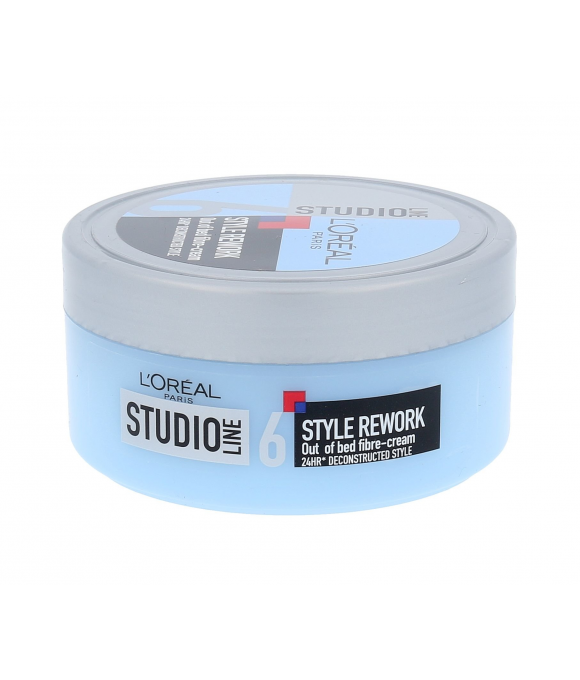 L´Oréal Paris Studio Line Style Rework Out Of Bed Fibre Cream 150 ml